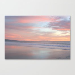 Muted Sky Canvas Print