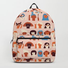 Women day Backpack