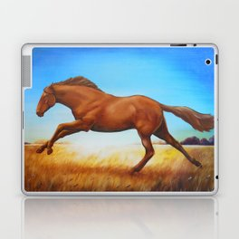 The Race Horse Laptop & iPad Skin