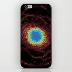 Ring Galaxy (8bit) iPhone & iPod Skin