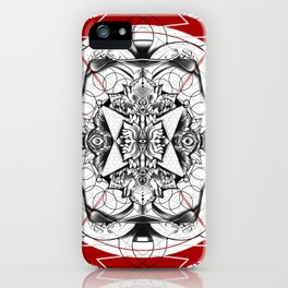 The Beholder iPhone Case
