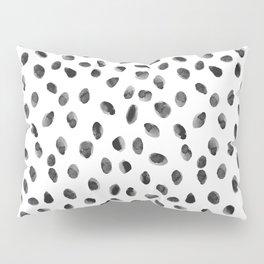 A Modern Dot Pillow Sham