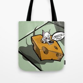 Cheese FTW!! Tote Bag