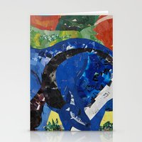 marc jacobs Stationery Cards featuring franz marc tribute by zantelier