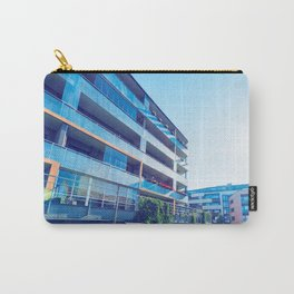 Apartment residential buildings with outdoor facilities Carry-All Pouch