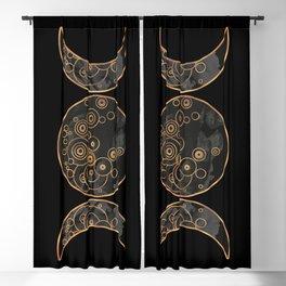 Triple Moon - Dark Side Blackout Curtain