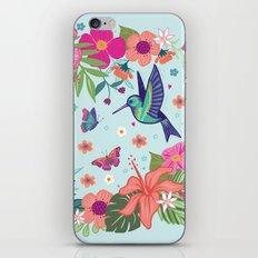 Little Hummingbird iPhone & iPod Skin