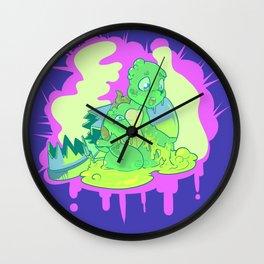 secret of the ooze Wall Clock