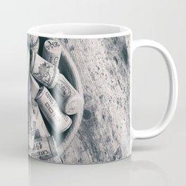 Collection of Corks. Coffee Mug