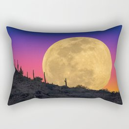 Once In a Lifetime Rectangular Pillow