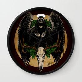 The Spirit of Creepmas Wall Clock