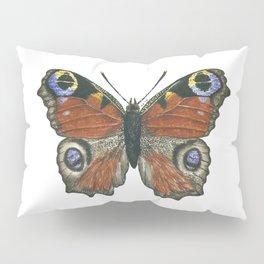 Peacock butterfly Pillow Sham