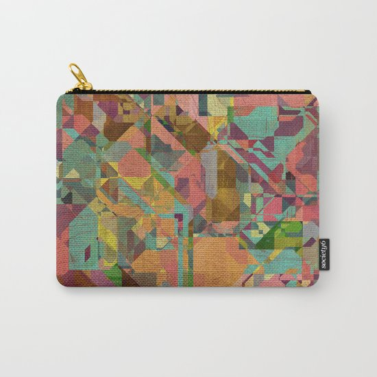 Aztec Vintage Pattern 03 Carry-All Pouch