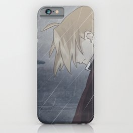 Fullmetal Alchemist Brotherhood iPhone Case