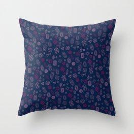 Bling Bling! Throw Pillow