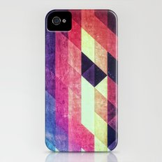 dystryssd bryyyts Slim Case iPhone (4, 4s)