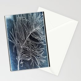 Palm Leaf Earth Day and Easter Stationery Cards
