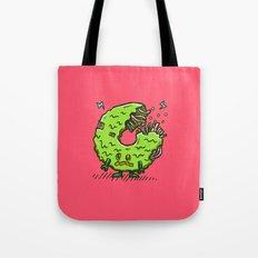 Zombie Donut 02 Tote Bag