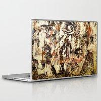 cyclops Laptop & iPad Skins featuring Urban Cyclops by Fernando Vieira