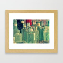 Apothecary Framed Art Print
