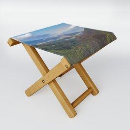 Blue Ridge Peaks Folding Stool