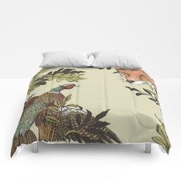 Fox & Pheasant Comforters