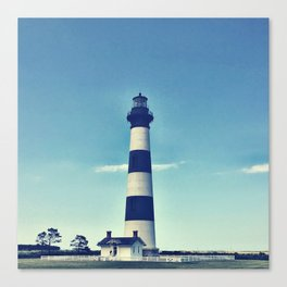 Carolina Lighthouse Canvas Print
