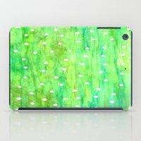 sprinkles iPad Cases featuring Sprinkles by Rosie Brown