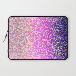 Glitter Graphic Background G104 Laptop Sleeve