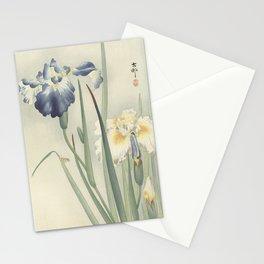 Irises - Ohara Koson (1900 - 1936) Stationery Cards