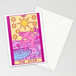 The Star - A Femme Tarot Card Stationery Cards