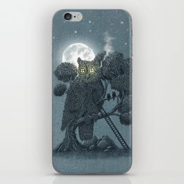 Nightwatch iPhone Skin