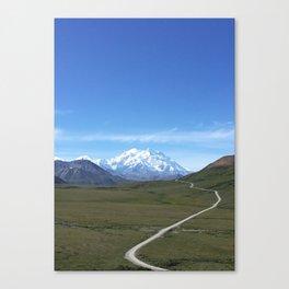Mount Denali Canvas Print
