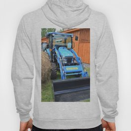 New Holland Workmaster 75 Tractor  2 Hoody