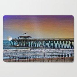 Myrtle Beach State Park Pier - Photo as Digital Paint Cutting Board