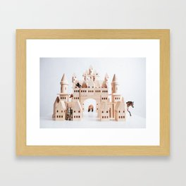 Animal Kingdom Framed Art Print