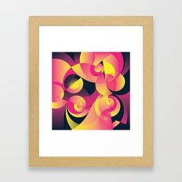 Cosmogony #01 Framed Art Print