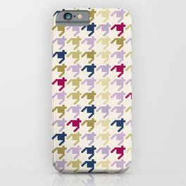 AFE Houndstooth Pattern iPhone Case