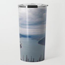 The Gorge in the Fall Travel Mug
