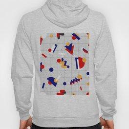 Memphis geometric pattern Hoody