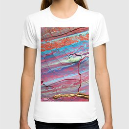 Cracked Color T-shirt