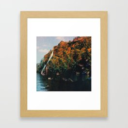 HĖDRON Framed Art Print