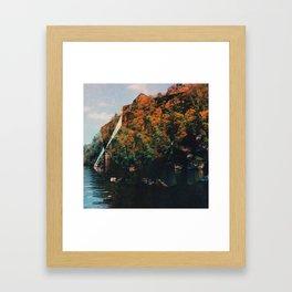 HĖDRON Framed Art Print