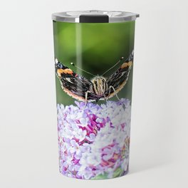 Butterfly IV Travel Mug