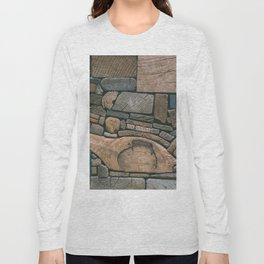 pieces of wood Long Sleeve T-shirt