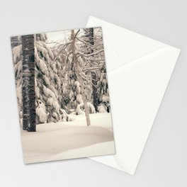 Winter Woods 2 Stationery Cards