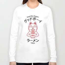 Good Boy Ramen Tokyo Long Sleeve T-shirt