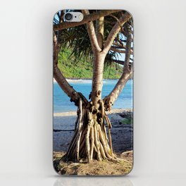 Looking through the Pandanus iPhone Skin