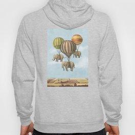 Flight of The Elephants - colour option Hoody