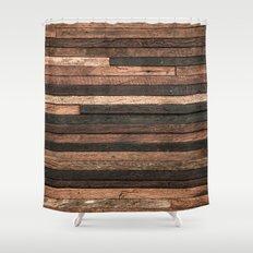 vintage wood plank - Tetris Planken